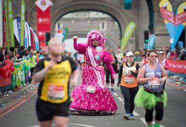 sursa: Facebook / London Marathon