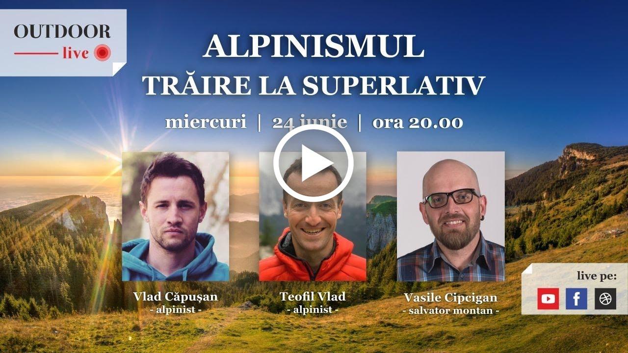 Alpinismul – trăire la superlativ