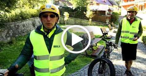 OUTDOOR rec | Cu bicicleta electrică prin Harghita