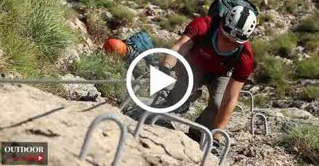 "OUTDOOR rec | Via Ferrata ""Wild Ferenc"""