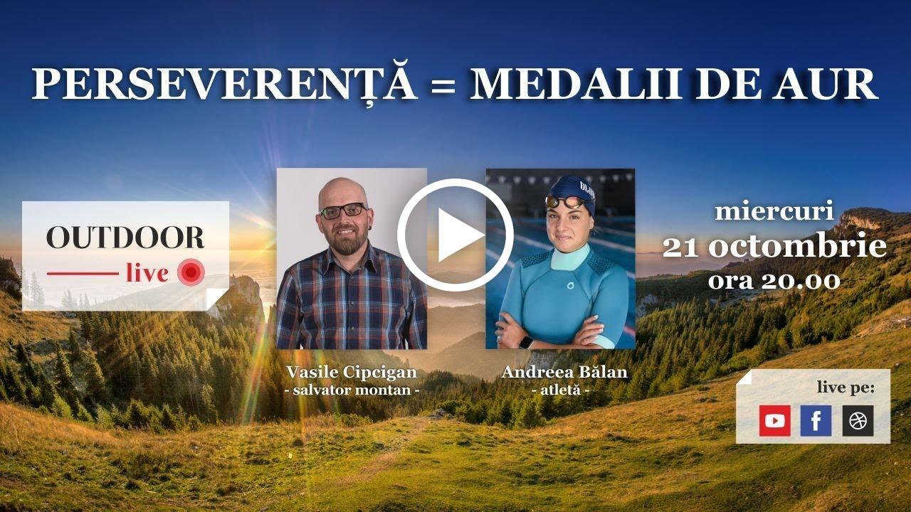 Perseverență = medalii de aur