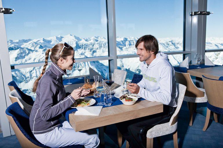 Zell am See/Kaprun - Apres-Ski și gastronomie, Gipfel Restaurant