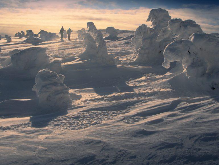Vlădeasa, paradisul schiului de tură