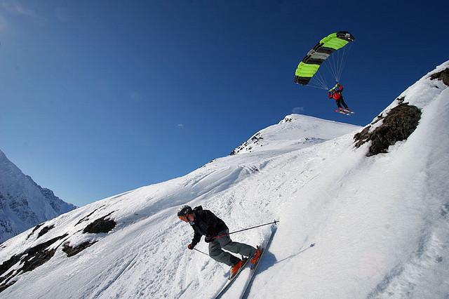 Nivelul de experiență în schi