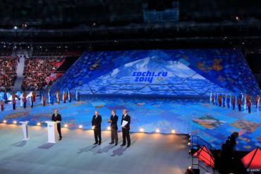 Jocurile Olimpice de Iarnă de la Sochi
