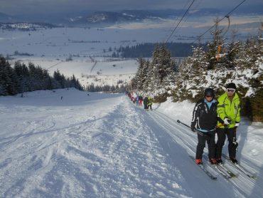 Pârtii Ski Toplita