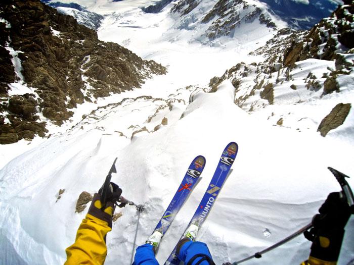 Pe schiuri la capătul lumii: Patagonia