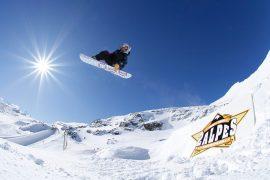 Snowpark: Freestyle Land, Les Deux Alpes