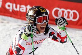 Fenninger câştigă a nouă medalie de aur