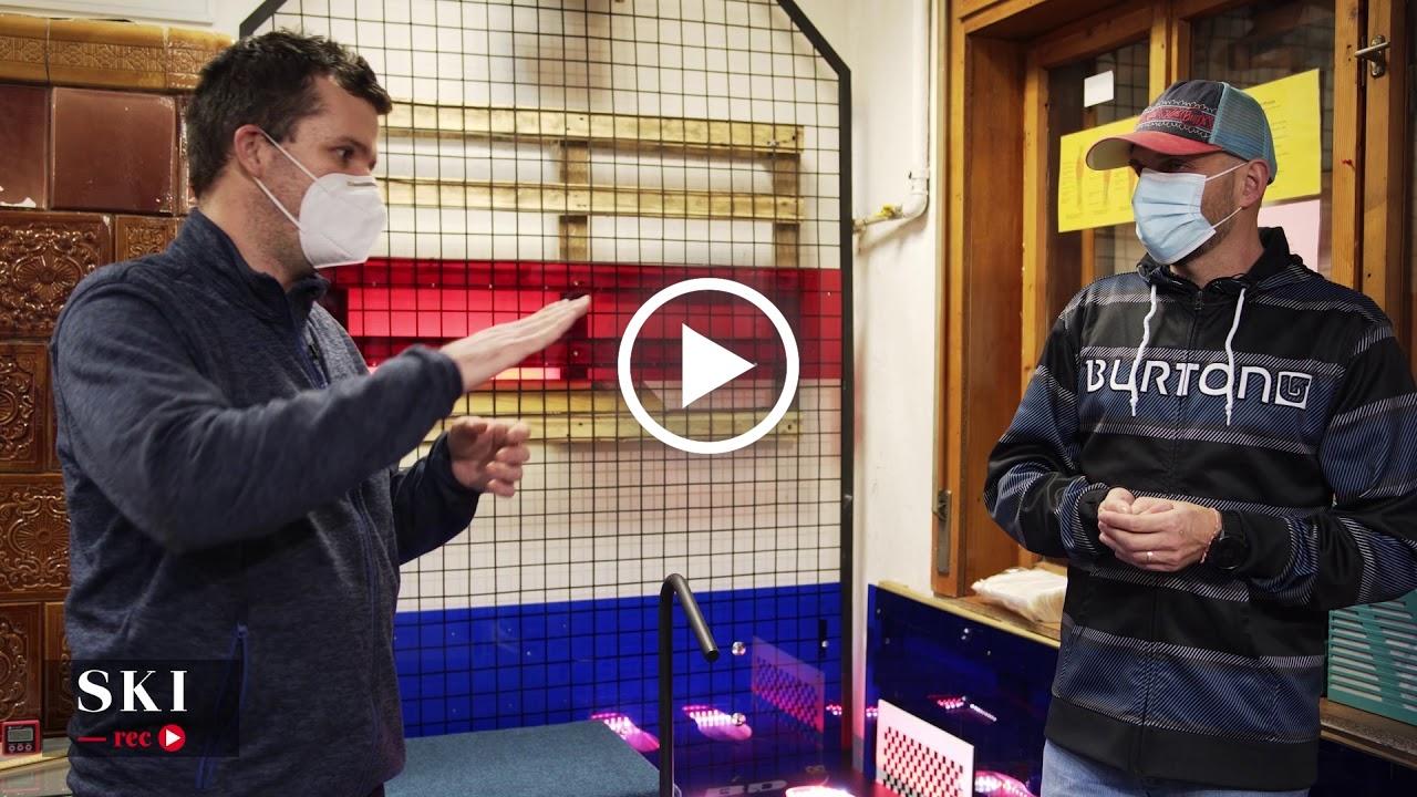 SKI rec | Polartek – Customizarea clăparilor, Partea 1