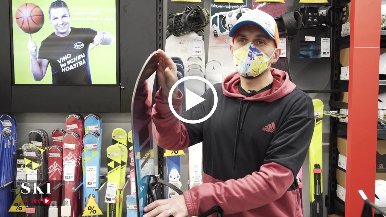 SKI rec | HERVIS – Placa de snowboard