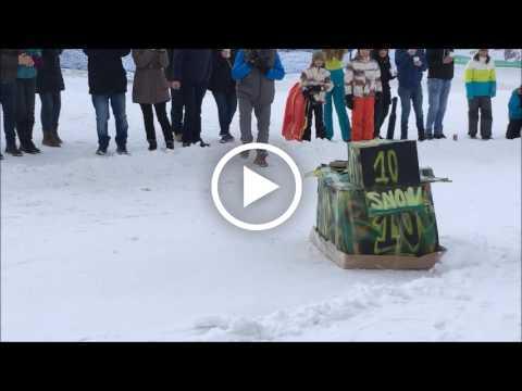 Feleacu Winter Games 2017 Sanii