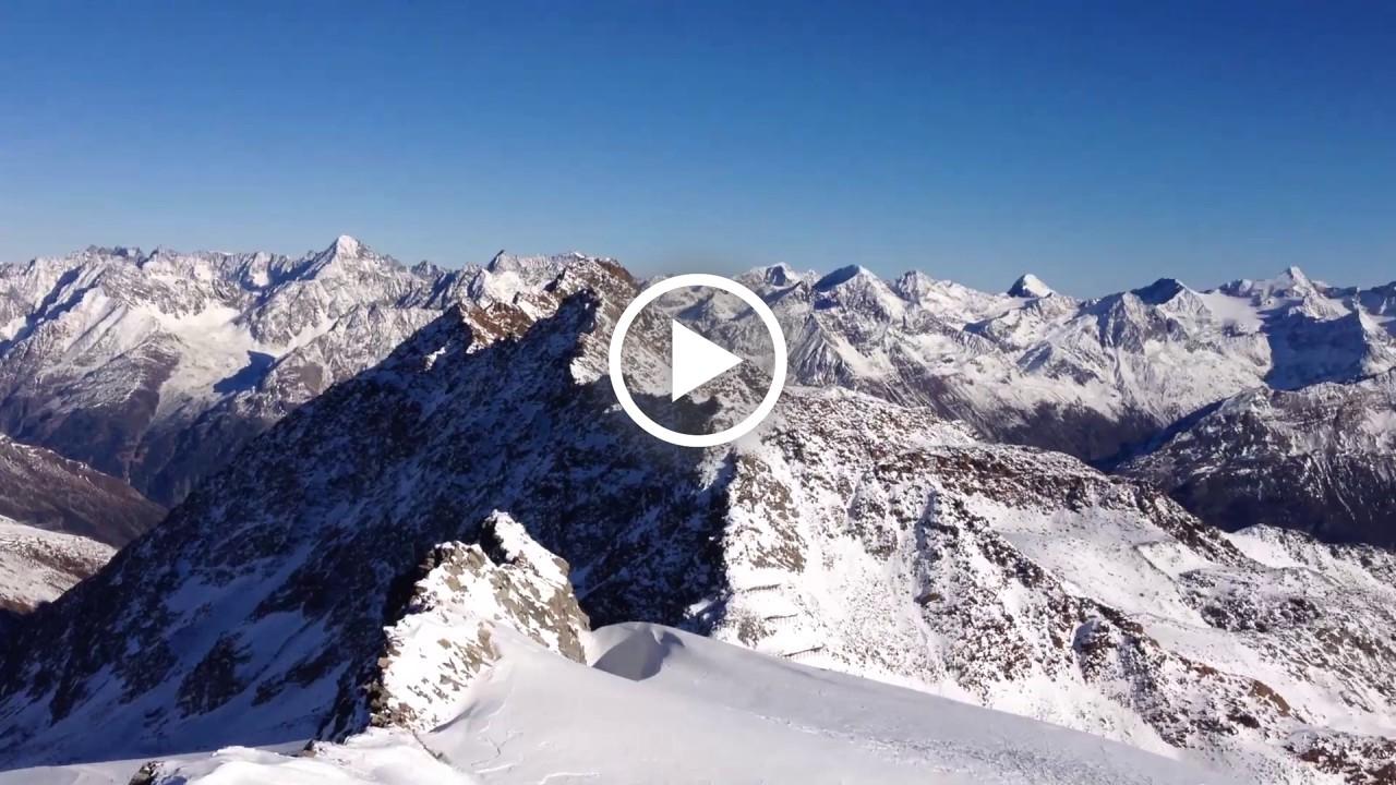 Austrian snow fest Solden 2016
