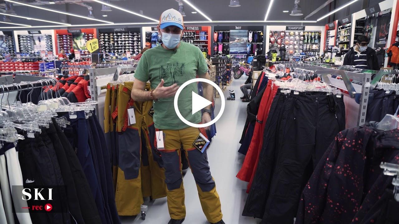 SKI rec | HERVIS – Pantalonii de schi